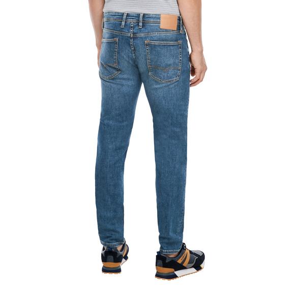 Slim: Slim leg-Jeans - Hose