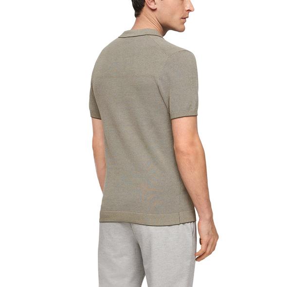 Poloshirt aus Pima-Baumwolle - Poloshirt