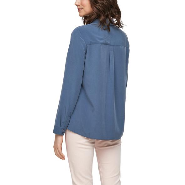 Softe Bluse aus Viskosemix - Bluse