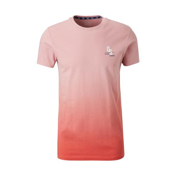 Jerseyshirt mit Farbeffekt - T-Shirt
