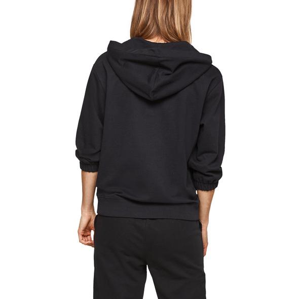 Hoodie mit Durchzugsband - Sweatshirt