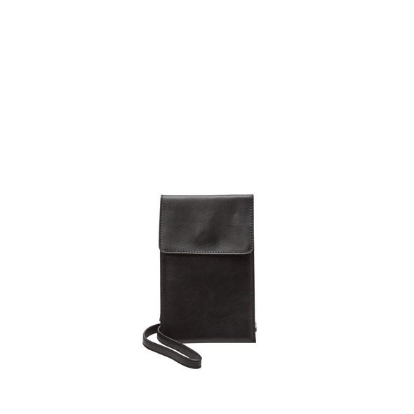 Mini-Bag aus Leder - Tasche