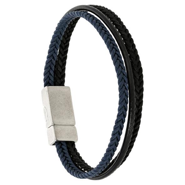 Herren Armband - Black&Blue