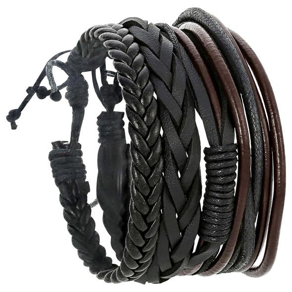 Herren Armband - Much Leather