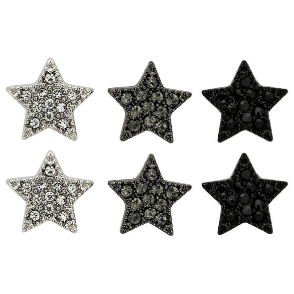 Ohrstecker - Three Stars