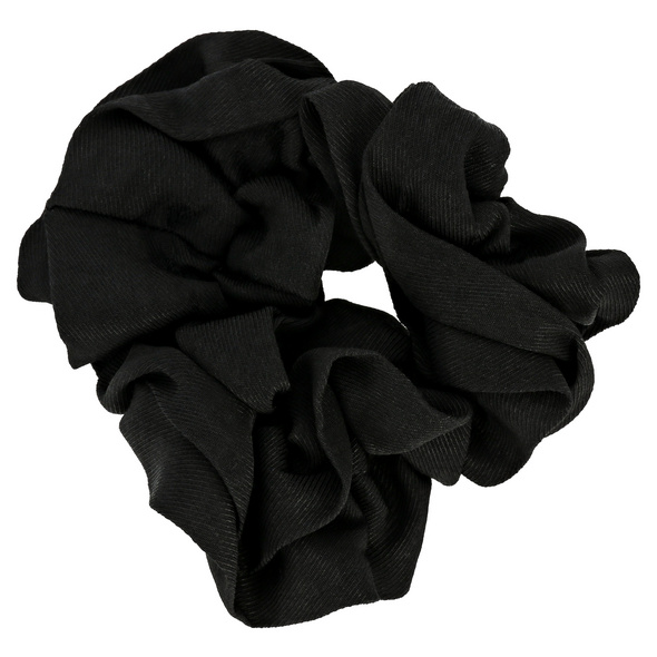 Haargummi - Black Ruffle