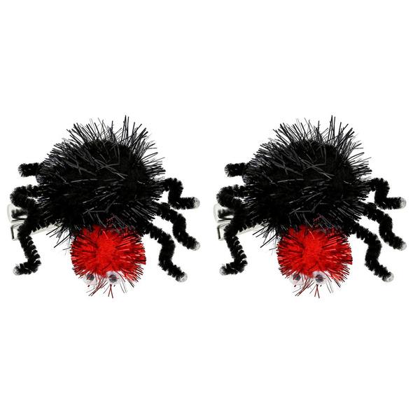 Kinder Haarspange - Cute Spiders