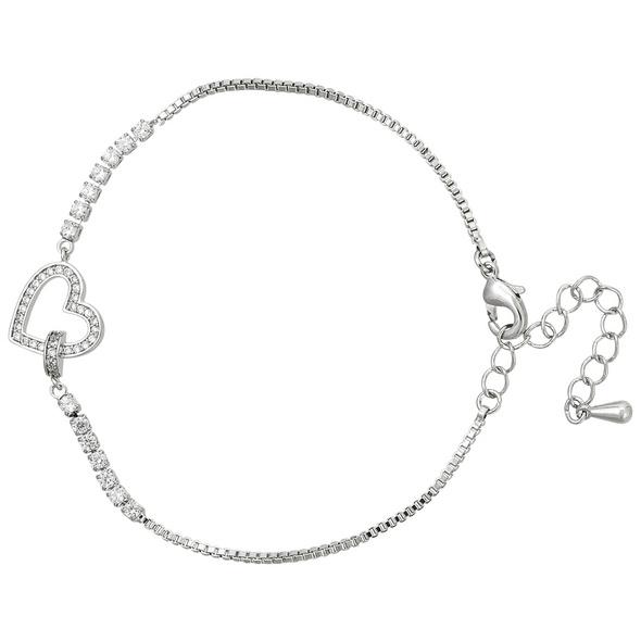 Armband mit Anhänger - Beautiful Heart