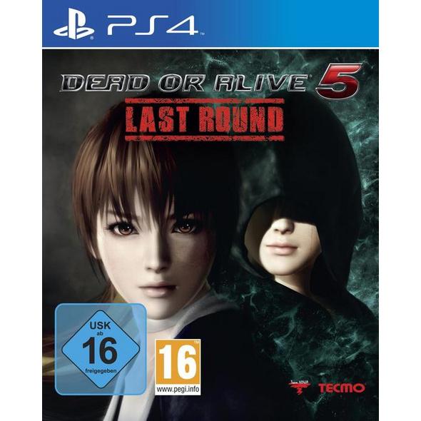 Dead or Alive 5: Last Round