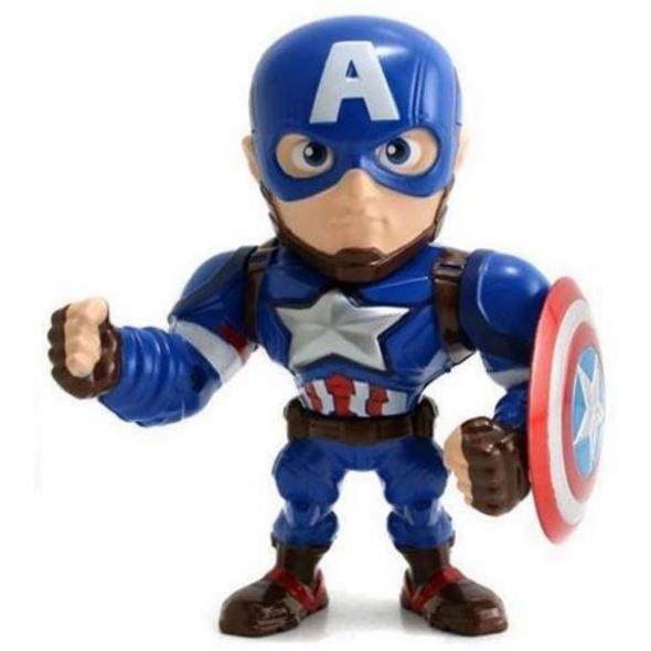 Captain America - Die-Cast Figur Captain America