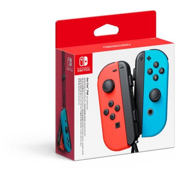 Nintendo Switch Joy-Con Controller Set neon-rot / neon-blau