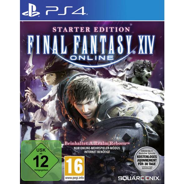 Final Fantasy XIV Starter Edition