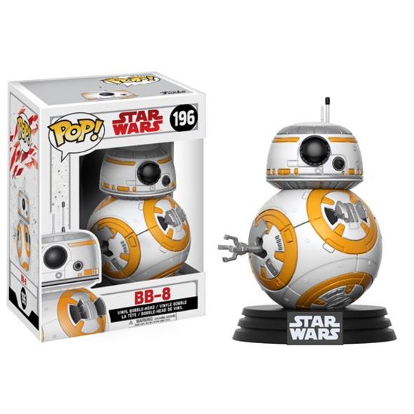 Star Wars Episode VIII - POP! Vinyl-Figur BB-8