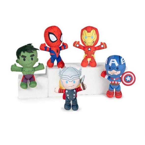 Marvel - Plüschfigur (zufällige Auswahl)