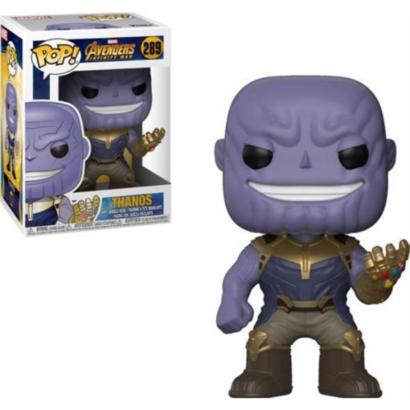 Marvel Avengers Infinity War - POP! Vinyl-Figur Thanos