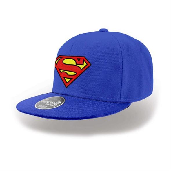 Superman - Snapback Logo