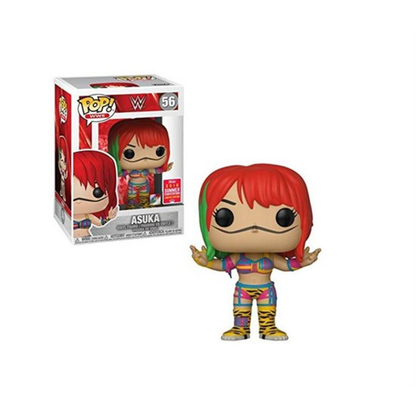WWE - POP!-Vinyl Figur Asuka