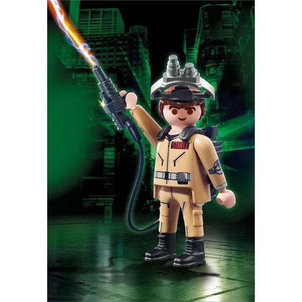 Playmobil Ghostbusters - Die Geisterjäger -Figur Raymond Stantz