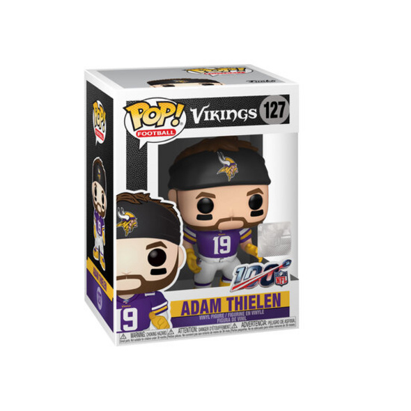 NFL - POP!-Vinyl Figur Vikings Adam Thielen
