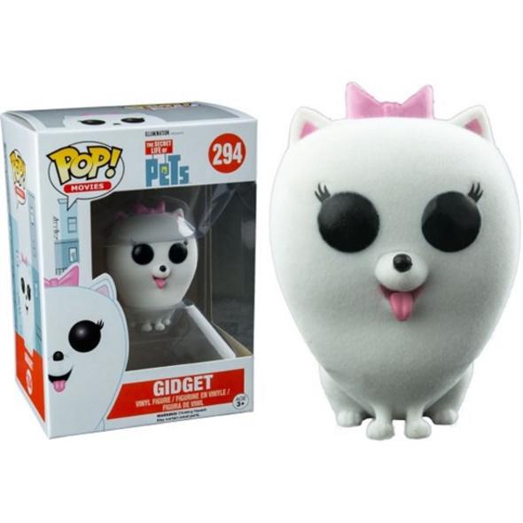Pets - POP!-Vinyl Figur Gidget