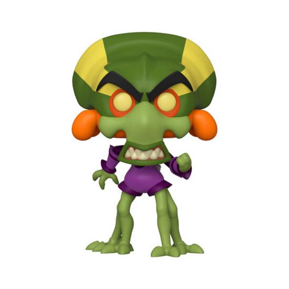 Crash Bandicoot - POP!- Vinyl Figur Nitros Oxide