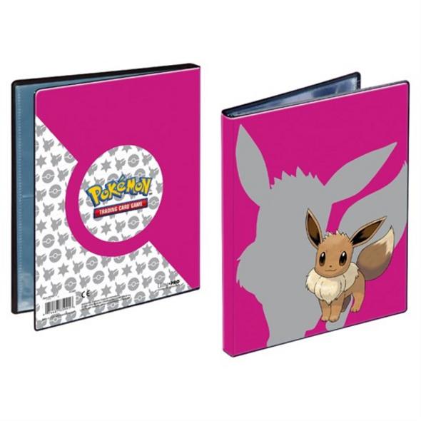 Pokémon Sammelkartenspiel: 4-Pocket Portfolio Evoli