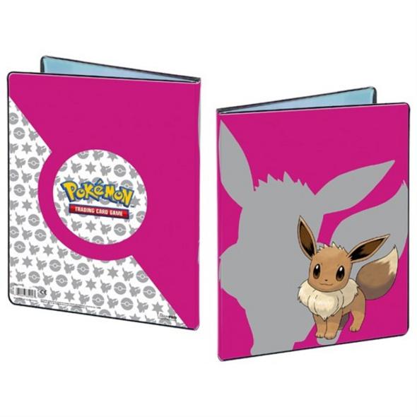 Pokémon Sammelkartenspiel: 9-Pocket Portfolio Evoli
