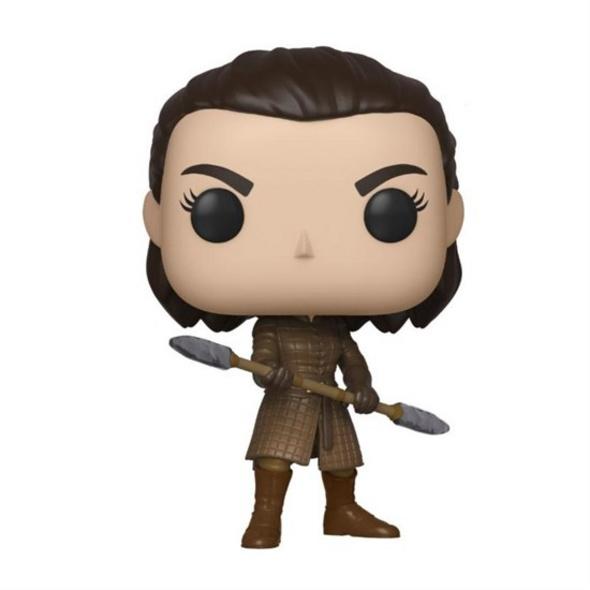 Game of Thrones - POP!- Vinyl Figur Arya mit Speer