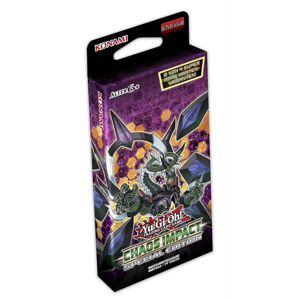 Yu-Gi-Oh! Trading Card Game: Chaos Impact Special Edition