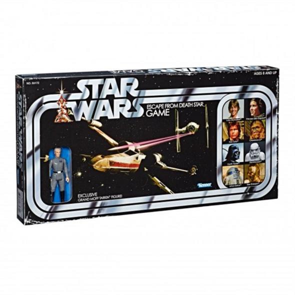 Star Wars - Brettspiel Escape from Death Star