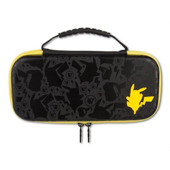 Nintendo Switch PowerA Travel Case Pikachu Silhouette