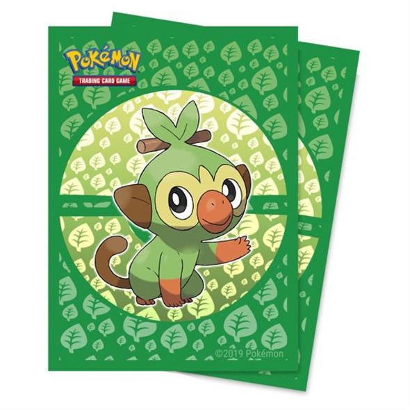 Pokémon Sammelkartenspiel: Karten-Sleeves Chimpep