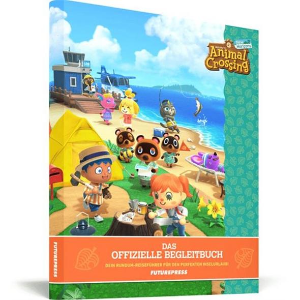 Animal Crossing: New Horizons Das offizielle Begleitbuch