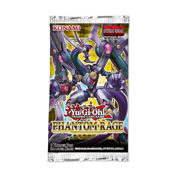 Yu-Gi-Oh! Trading Card Game: Phantom Rage Booster Pack