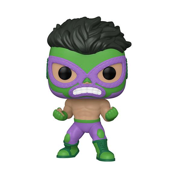 Marvel - POP!Vinyl - Figur Luchadore Hulk