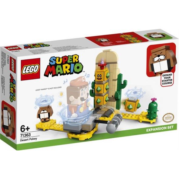 LEGO® Super Mario Wüsten-Pokey – Erweiterungsset - 71363