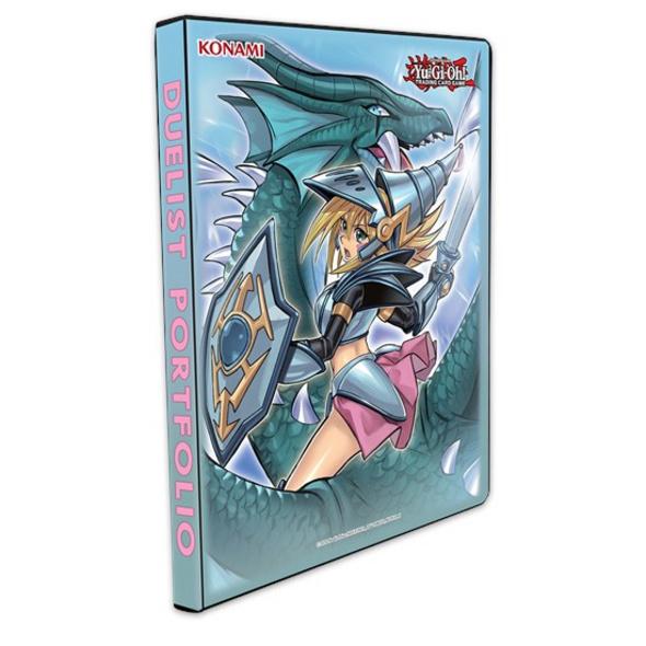 Yu-Gi-Oh! Trading Card Game - Dunkles Magier-Mädchen, die Drachenritterin Pocket Portfolio