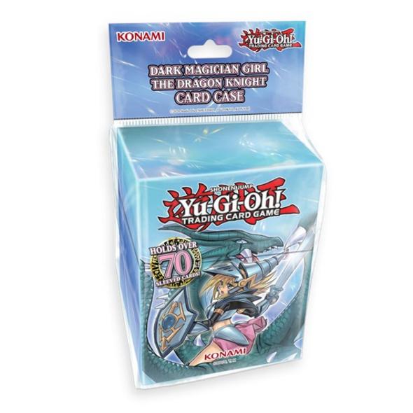 Yu-Gi-Oh! Trading Card Game - Dunkles Magier-Mädchen, die Drachenritterin Case