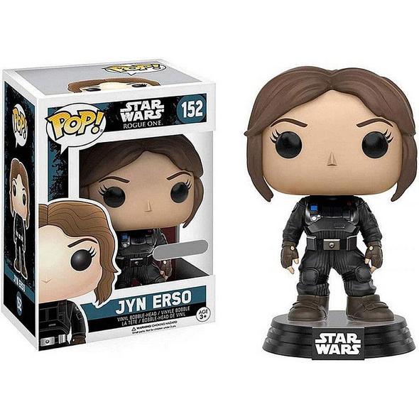 Star Wars Rogue One - POP! Vinyl-Figur Jyn Erso