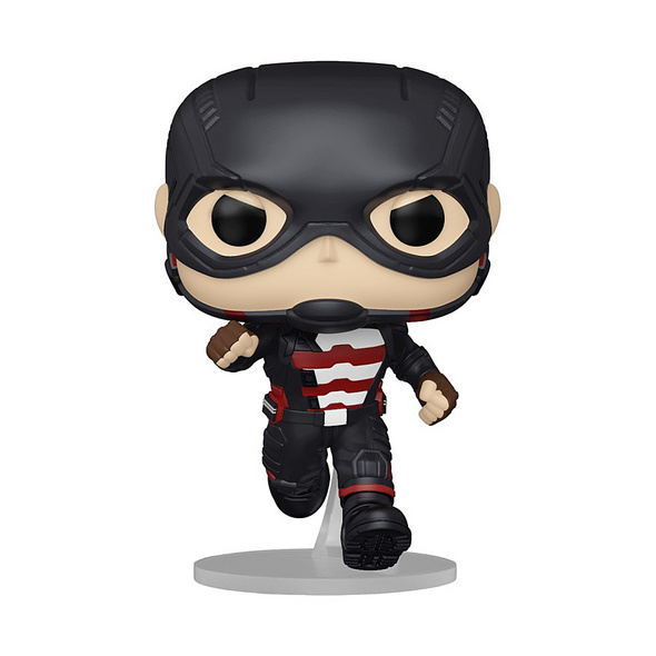 Marvel The Falcon and the Winter Soldier - POP!-Vinyl Figur US Agent