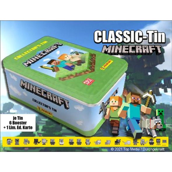 Minecraft - Sammelkartenspiel Classic-Tin