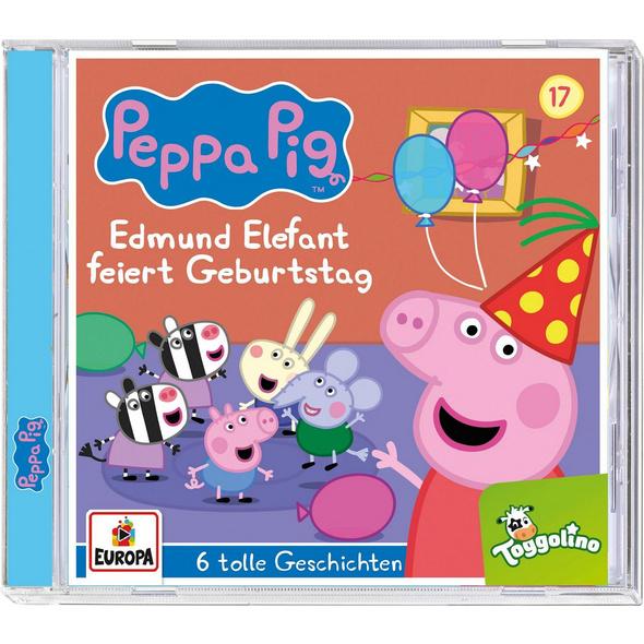 017 Edmund Elefant feiert Geburtstag  und 5 weiter