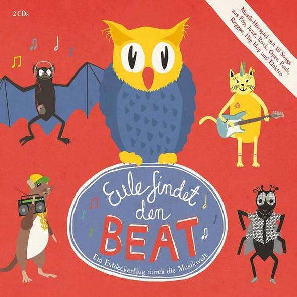 Eule findet den Beat  Musik-Hörspiel