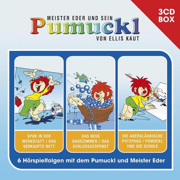 Pumuckl - Hörspielbox Vol. 1