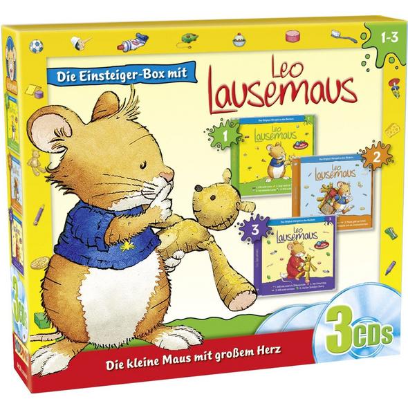 Leo Lausemaus Box 1. ... will nicht essen   ... ni
