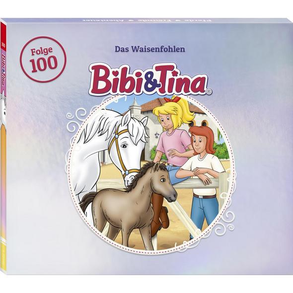 Bibi   Tina 100: Das Waisen-Fohlen