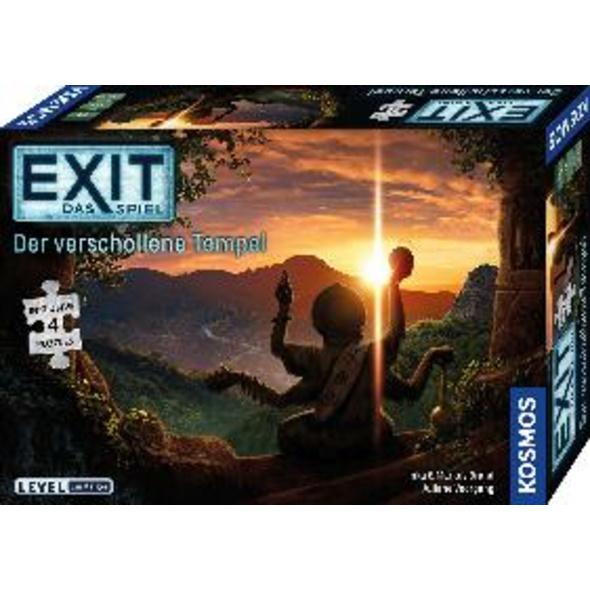EXIT Das Spiel   Puzzle - Der verschollene Tempel