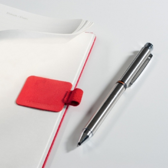 PEN LOOP  Stiftschlaufe  rot