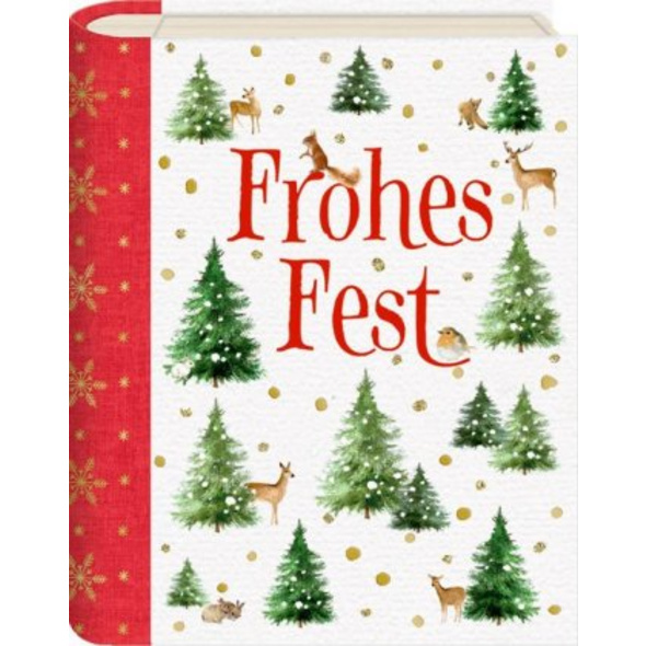 Wunscherfüller im Buchformat - Zauberhafte Weihnac