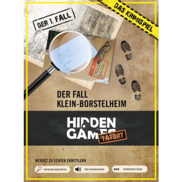 Krimi-Spielebox: Hidden Games Tatort -Der Fall Kle